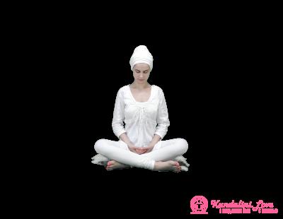 Быть открытым, честным, уравновешенным и заботливым – медитация картинка