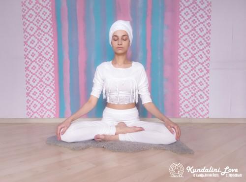 Аффирмации 1. Упражнение Кундалини Йоги картинка