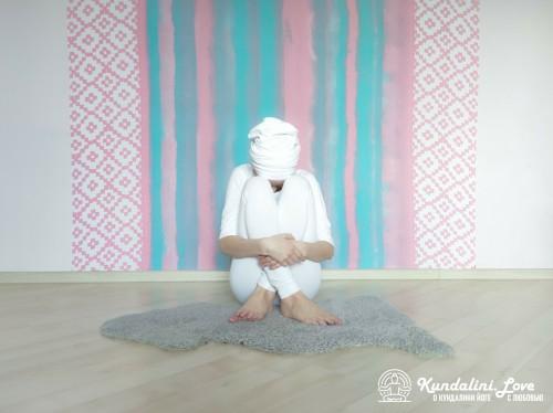 Будх Мудра 1. Упражнение Кундалини Йоги картинка