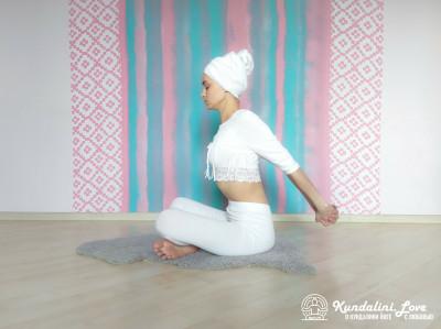 Йога Мудра 2. Упражнение Кундалини Йоги картинка