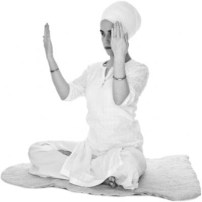 Лопасти вентилятора (быстрые движения руками) 2. Упражнения Кундалини Йоги картинка