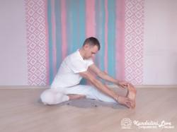 Маха Мудра 1. Упражнение Кундалини Йоги картинка