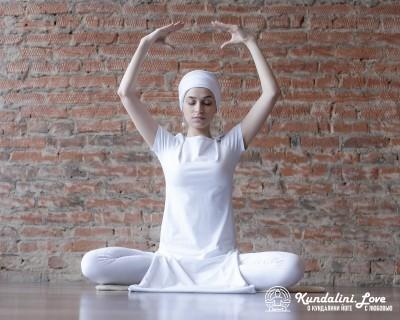 Медитация Кундалини Йоги для благословения себя. Руководство интуиции картинка
