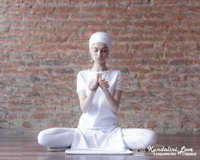 Медитация Кундалини Йоги для изменения эго  картинка