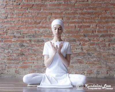 Медитация Кундалини Йоги для восстановления  картинка