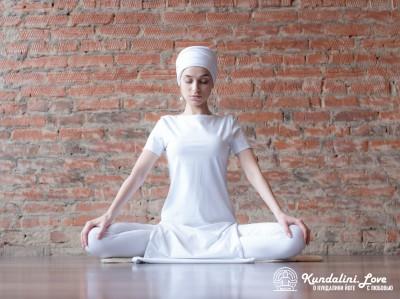 Медитация Кундалини Йоги Индра Ниттри картинка