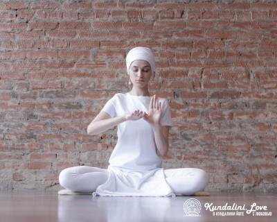 Кундалини Йога. Медитация объединения противоположностей картинка