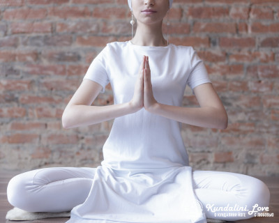 Медитация 7 волн Сат Нам картинка