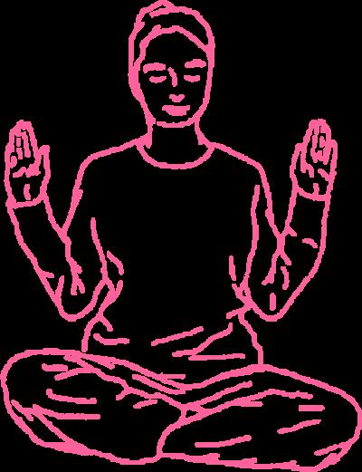 Медитация на зеленую энергию с мантрой «Хари Хари Хари Хар». Упражнение Кундалини Йоги картинка
