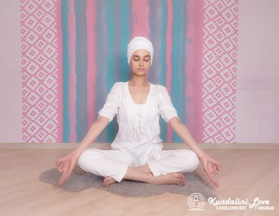 Медитация. Упражнение Кундалини Йоги картинка