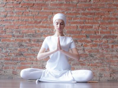 Медитация направленного исцеления Кундалини йога картинка картинка