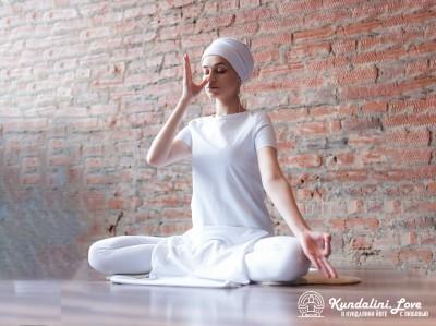 Медитация Кундалини Йоги «Очищение Нади» картинка