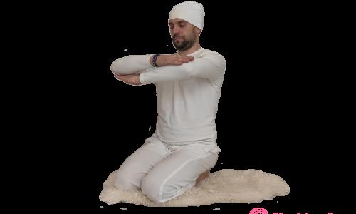 Омолаживающая медитация, делающая вас саттвичными (чистыми)
