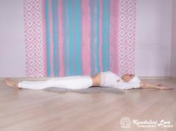 Подъемы рук и ног на 4 счета. Упражнение Кундалини Йоги 2 картинка