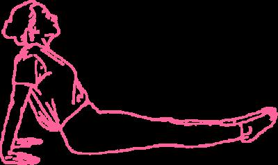 Подпрыгивания. Упражнение Кундалини Йоги картинка