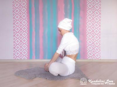 Поза Бабочки 4. Упражнение Кундалини Йоги картинка