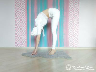 Поза Лягушки (108 раз) 2. Упражнение Кундалини Йоги картинка