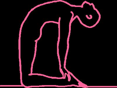 Поза Верблюда с Дыханием Огня. Упражнение Кундалини Йога картинка
