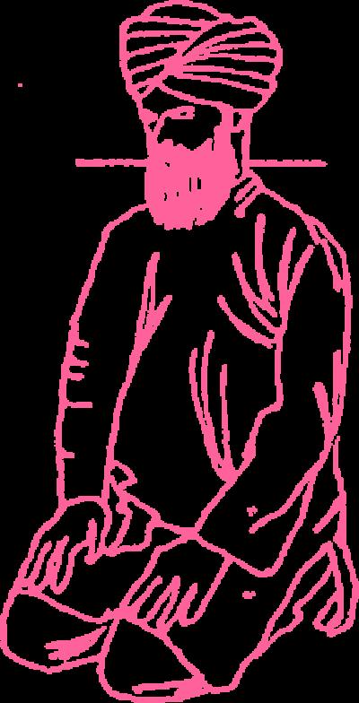 Поза Алмаза (Ваджрасана) в Кундалини Йоге картинка