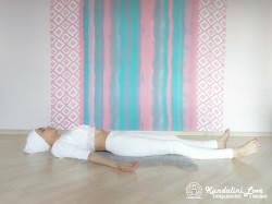 Расслабление в Шавасане. Кундалини Йога картинка