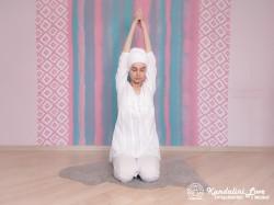 Сат Крийя и Поза Воздержания. Упражнение Кундалини Йоги картинка