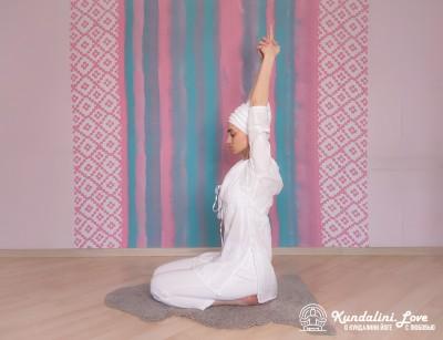 Сат-крийя. Упражнение Кундалини Йоги 2 картинка