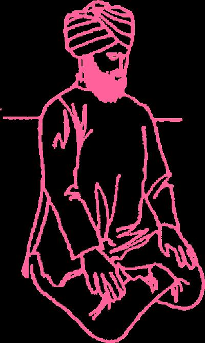 Совершенная Поза (Сидхасана) в Кундалини Йоге картинка