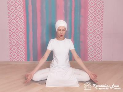 Ситали Пранаяма под запись «Дукх Бханджан». Упражнение Кундалини Йоги 1 картинка