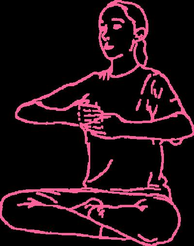 Субагх Крийя — упражнение 4 картинка