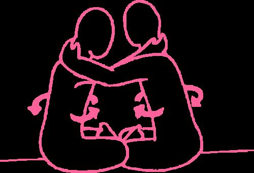 Упражнение против рака груди в Кундалини Йоге картинка