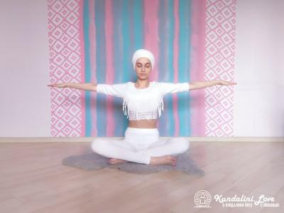 Упражнение «Самолет» 1. Упражнение Кундалини Йоги картинка