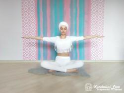Упражнение «Самолет» 1. Кундалини Йога картинка