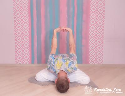 Йога Мудра — Поза Лотоса. Упражнение Кундалини Йоги 2 картинка