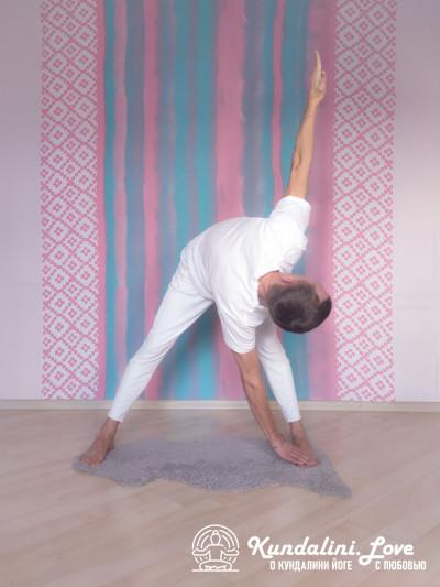 Ветряная мельница 3. Упражнение Кундалини Йоги картинка