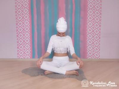 Вращение головой 1. Упражнение Кундалини Йоги картинка