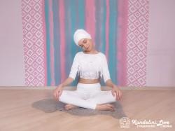 Вращение головой 2. Упражнение Кундалини Йоги картинка